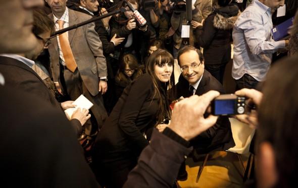 Τι κοινό με τους μεγάλους γυναικοκατακτητές έχει ο Hollande;