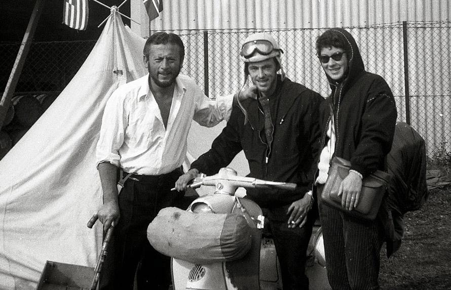 ΣΙΜΟΣ ΤΣΑΠΝΙΔΗΣ- ΝΟΡΒΗΓΙΑ 1960