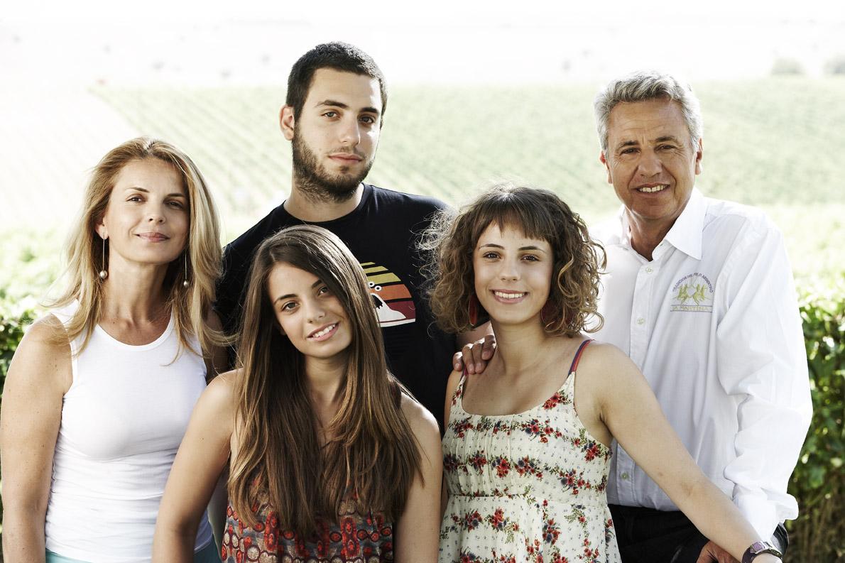 η οικογένεια Γεροβασιλείου