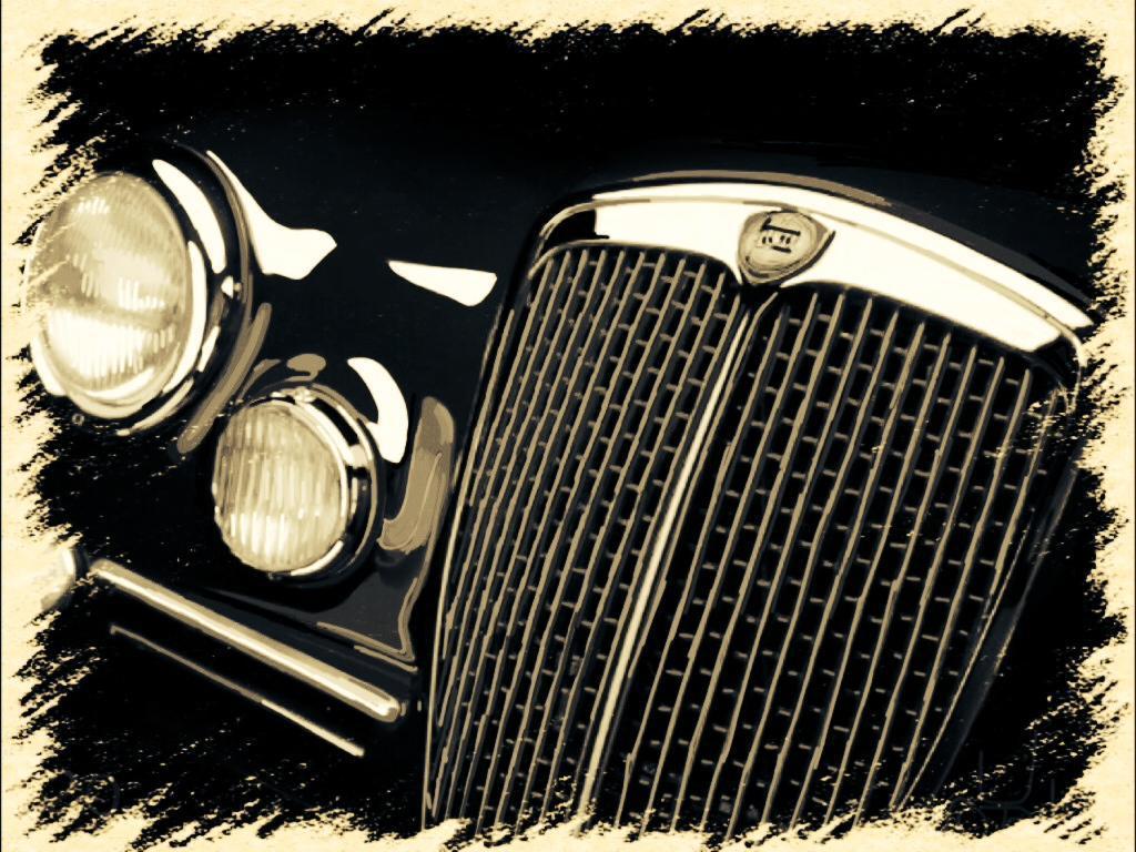 Lancia Aurelia: Δύσκολο να μη σε συγκινεί αυτή η φάτσα!