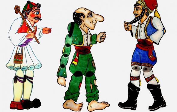 Μπαρμπαγιώργος, Χατζηαβάτης και Καραγκιόζης επί της (πολιτικής) σκηνής