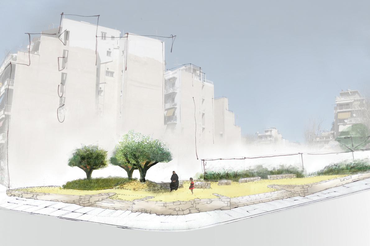 KMD Δημόσιο Σήμα - Σκουπιδότοπος σε Πάρκο| Σχεδιασμός τοπίου, Διαχείριση κατασκευής (με τον εθελοντισμό και την ευαίσθητη στρατηγική της μελέτης, το πάρκο δημιουργήθηκε σε έξι μέρες μόνο με 3.000€).