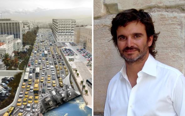 Θωμάς Δοξιάδης: Tα κέντρα των πόλεων στους πολίτες
