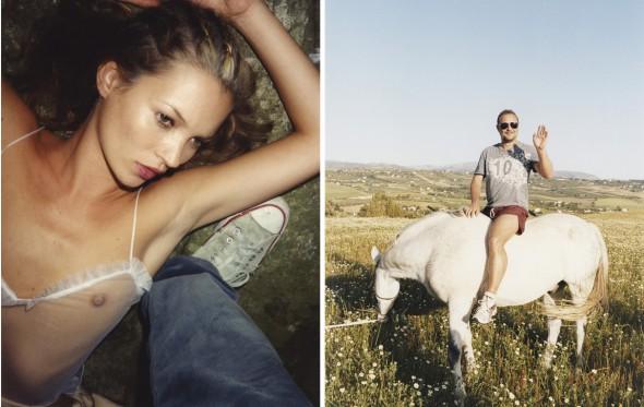 Juergen Teller: Σαρκάζοντας –γυμνός– τις selfies