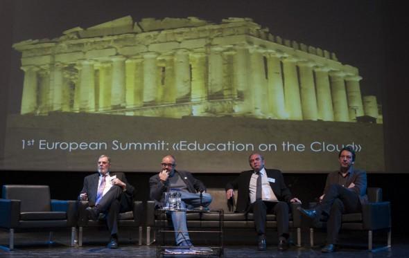 Το ευρωπαϊκό σχολείο «on-the-cloud» κι εμείς στο συννεφάκι μας
