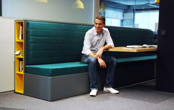 Νίκος Δρανδάκης, Founder & CEO του Taxibeat