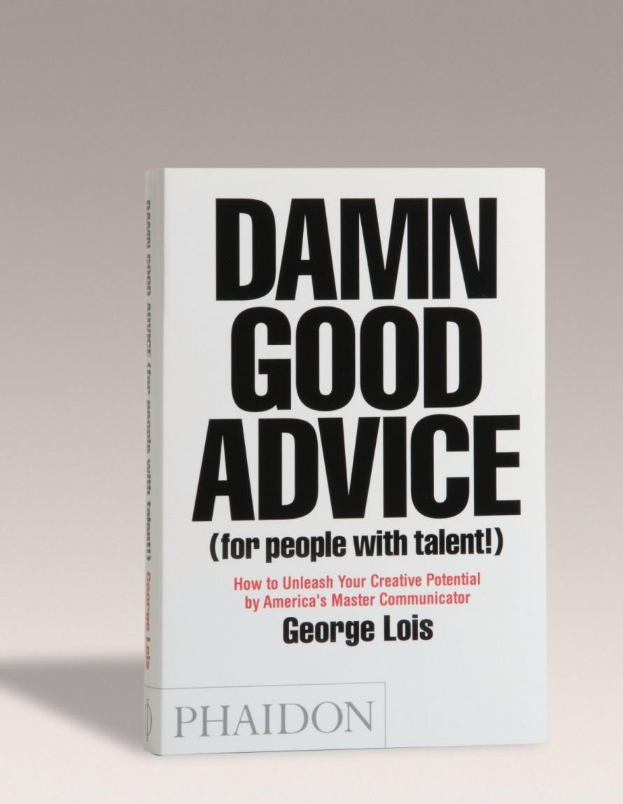 Άλλο ένα βιβλίο του Λόις με συμβουλές προς δημιουργικούς ανθρώπους.