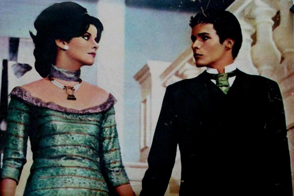 Elena Nathanail και Michael Maien, «Wälsungenblut» (1965).