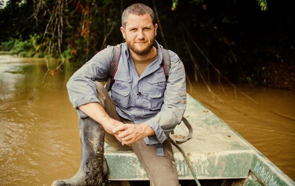 David Beriain: Ο Ισπανός δημοσιογράφος που ρισκάρει τη ζωή του για να τη ζεί αληθινά