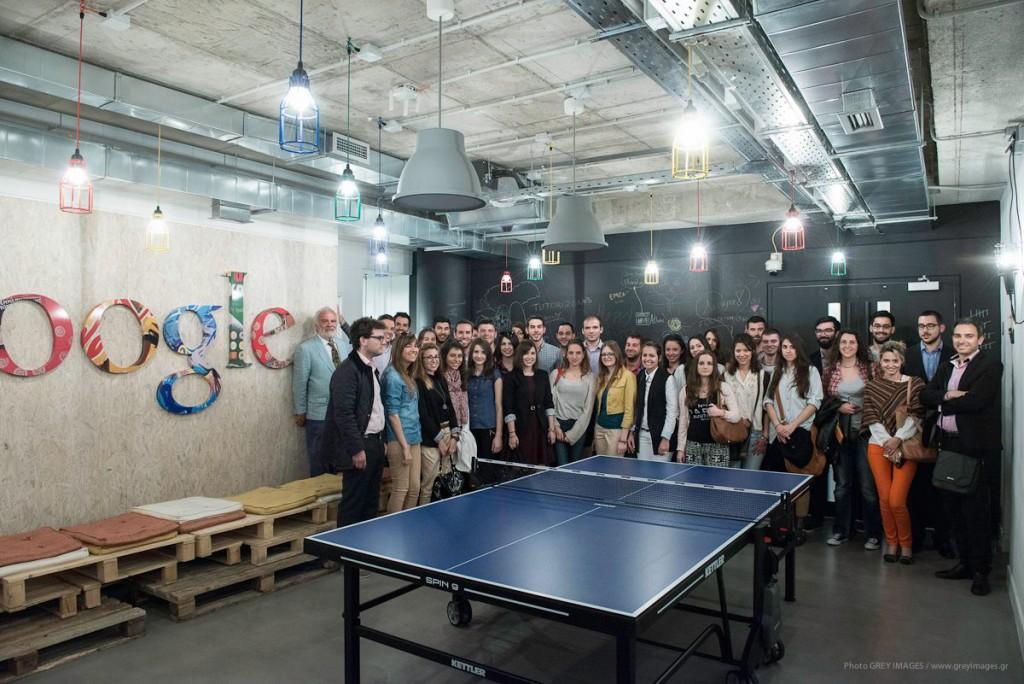 """Ο κ. Ηλίας Σούσης, Head of Agencies and YouTube Partnerships, μας μίλησε για το """"Google Brand""""."""