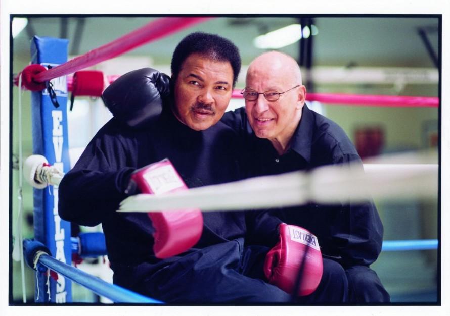 H φιλία του με τον Μοχάμεντ Άλι κρατάει μέχρι σήμερα.