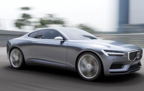 Volvo Concept Coupé: