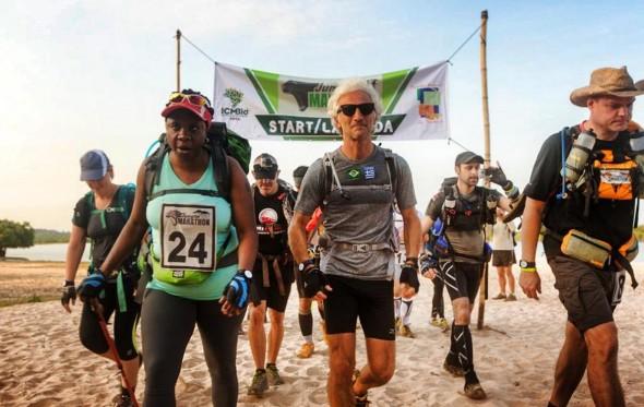 Στο «Jungle Marathon» με κομμένη την ανάσα