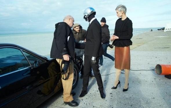 Οι Daft Punk με τον φακό του Peter Lindbergh