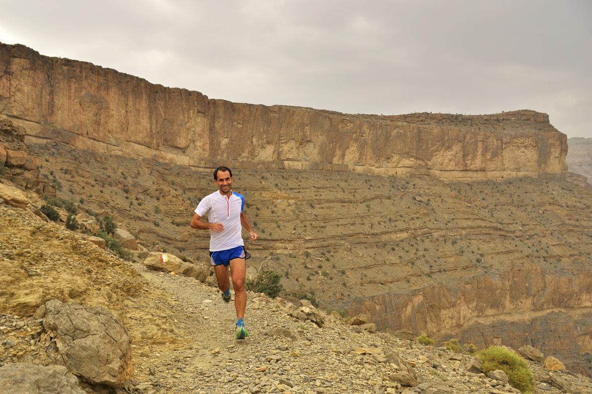 «Διασχίζοντας το ''Grand Canyon of Arabia''(Wadi Ghul ) Ομάν».