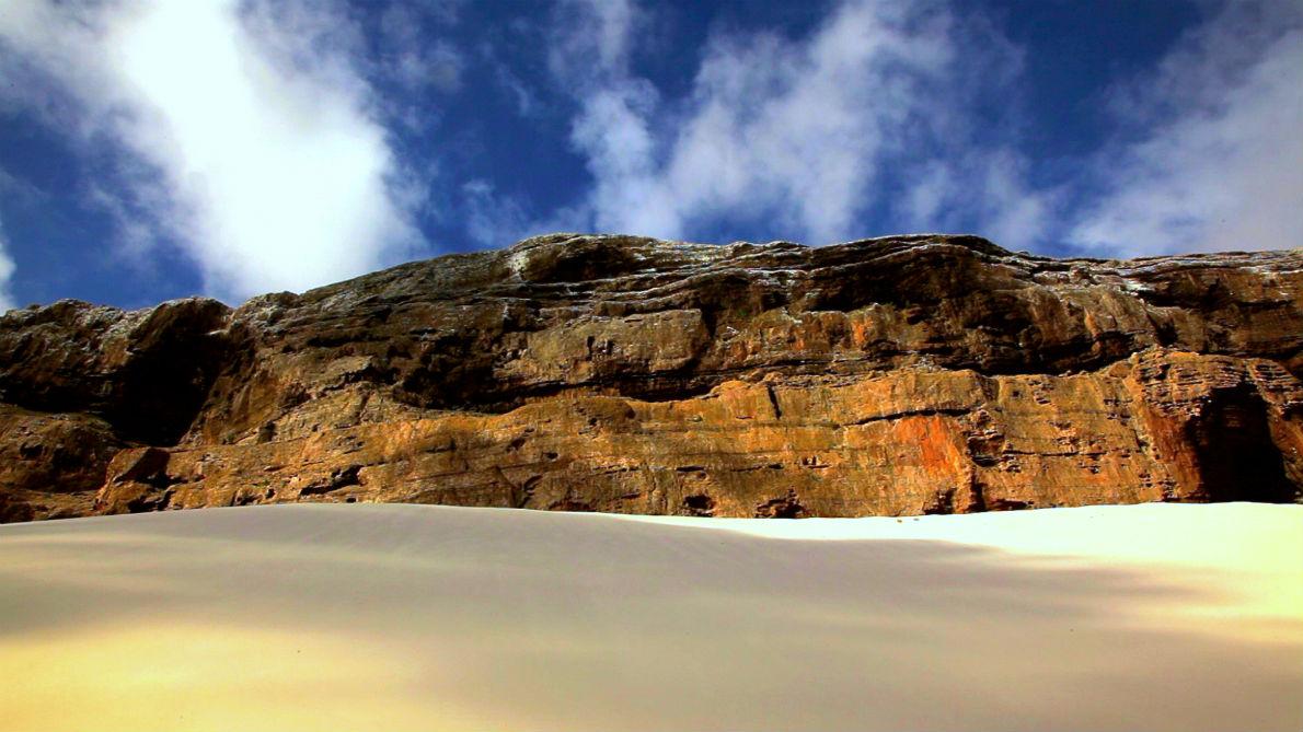 Η Σοκότρα έχει χαρακτηριστεί ως το πιο εξωγήινο τοπίο στη γη.