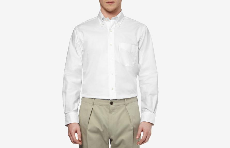 eaaeb5ad6c63 Το «button-down collar» (ή αλλιώς «soft-roll collar»