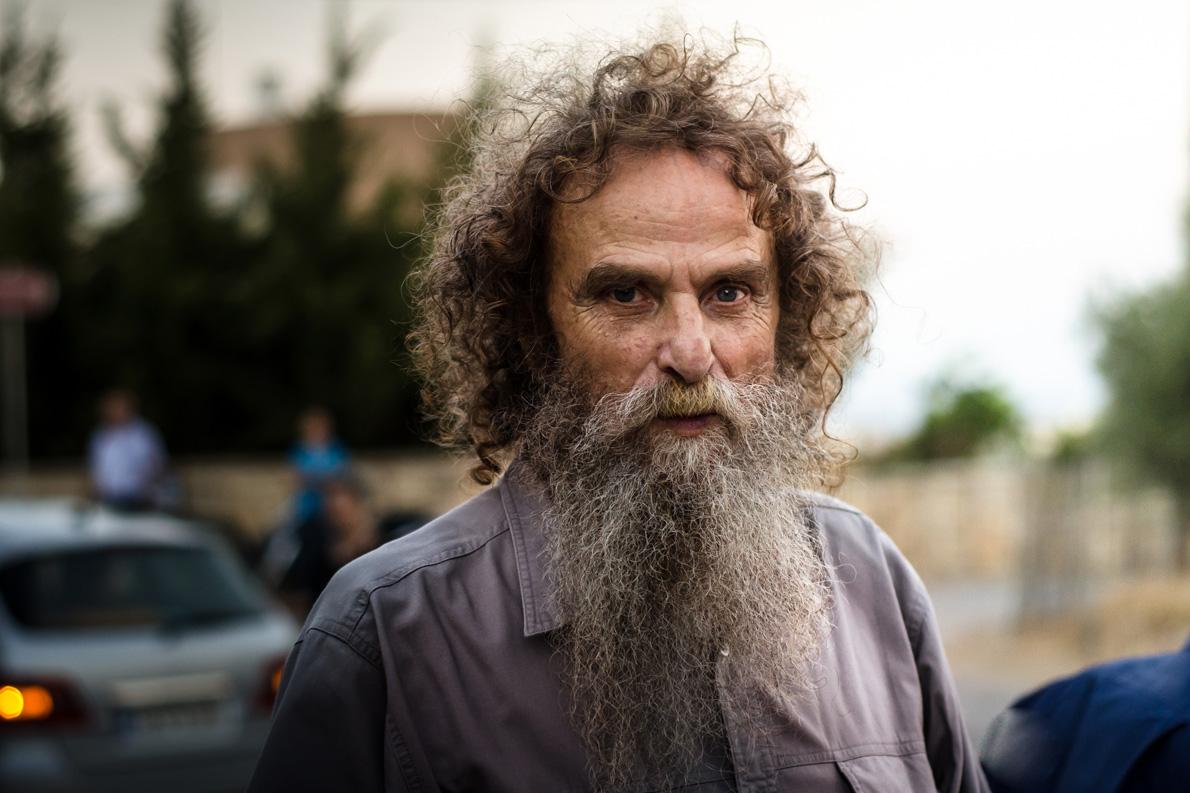 Ο φημισμένος λυράρης Αντώνης Ξυλούρης (Ψαραντώνης), αδελφός του θρυλικού τραγουδιστή Νίκου Ξυλούρη. Φωτογραφία: Μανώλης Μαθιουδάκης