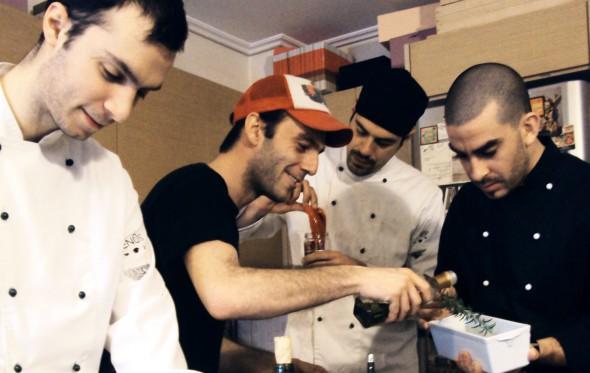 Οι μυστικές διευθύνσεις των Tip The Chef
