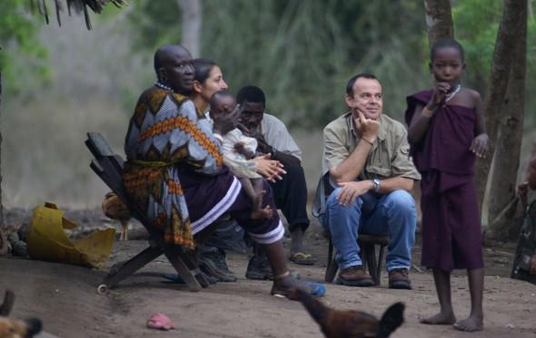 Ο Κώστας Κουκούλης και το έργο της ζωής του στην Τανζανία