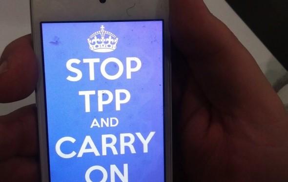 Προσοχή στο TPP: Μαζί με την Κίνα θα καεί και η Ευρώπη;