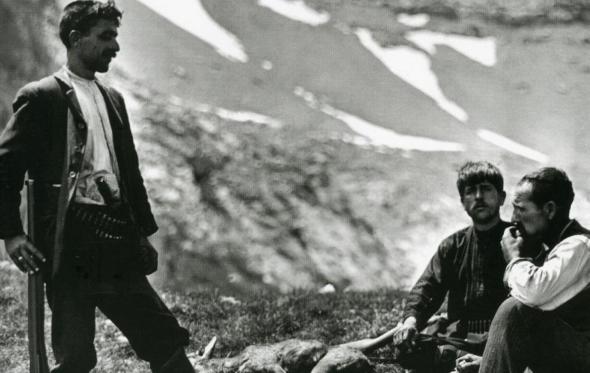Παύλος Τσιαντός: Έτσι κατακτήθηκε ο Όλυμπος 105 χρόνια πριν