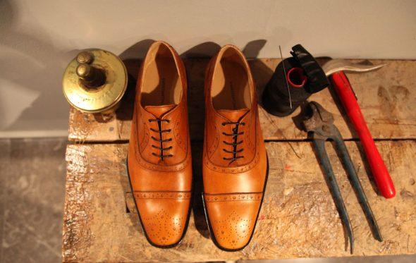 Κι όμως υπάρχει ελληνικό bespoke παπούτσι