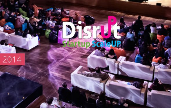 Disrupt Athens: Live Streaming
