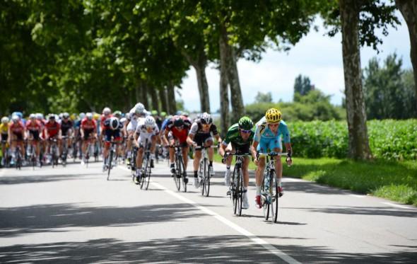 Βλέπεις Tour de France;