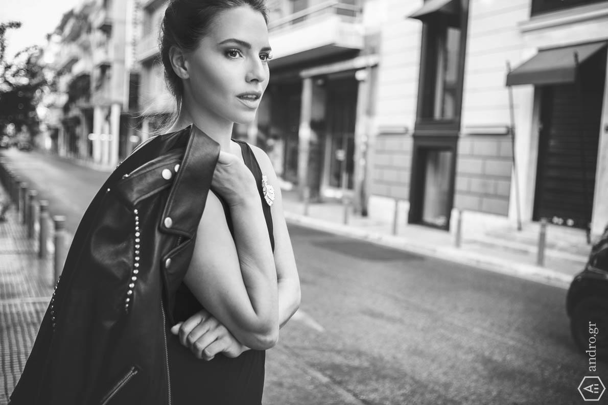 Μπουφάν Saint Laurent - Luisa, νυχτικό Chantal Thomass - Elegance, κορμάκι Intimissimi.