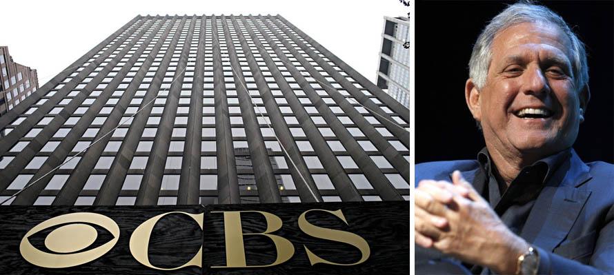 The CBS headquarters