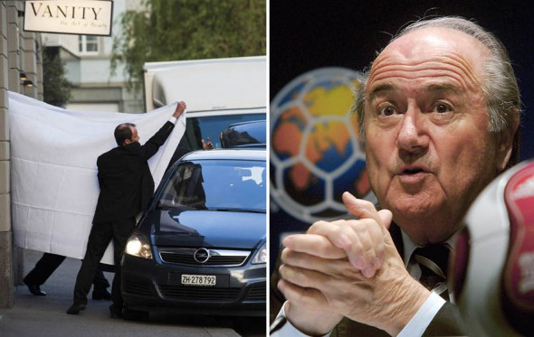 Ποια Μαφία; Η FIFA!