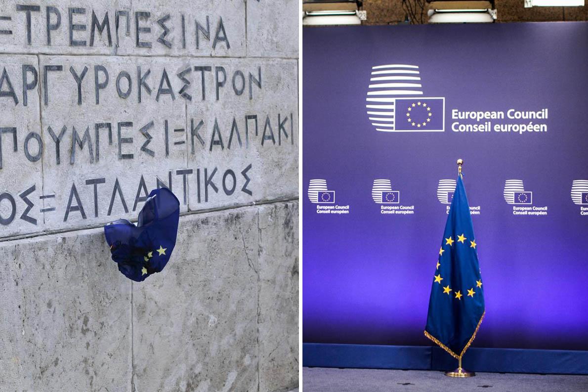 European Union Summit Meeting in Brussels, Belgium on June 22, 2015. / Σύνοδος Κορυφής ΕΕ στις Βρυξέλλες, στις 22 Ιουνίου 2015.