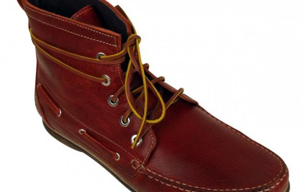 Πώς φοριέται σε version μποτάκι το boat shoe;