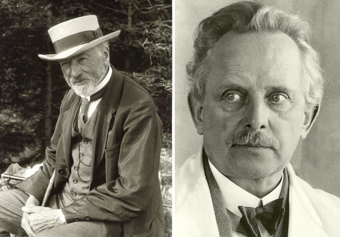 Ernst Leitz και Oskar Barnack
