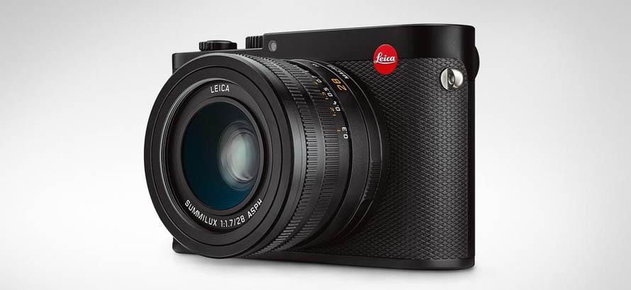 Leica Q, 2015.