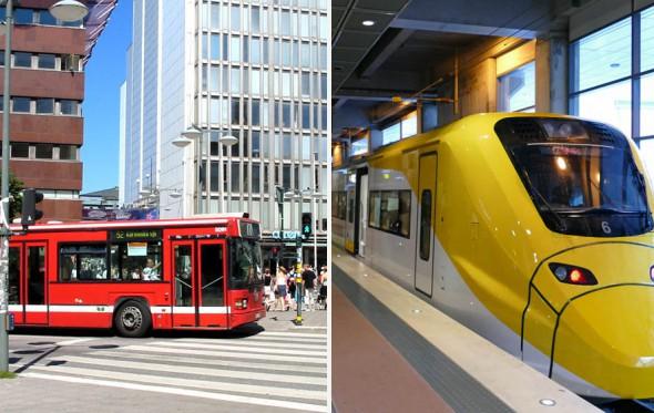 Γιατί στη Σουηδία δεν επιδοτούνται οι μεταφορές