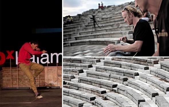 TEDxKalamata 2015: 11 ωραίοι άνθρωποι στο θέατρο της αρχαίας Μεσσήνης