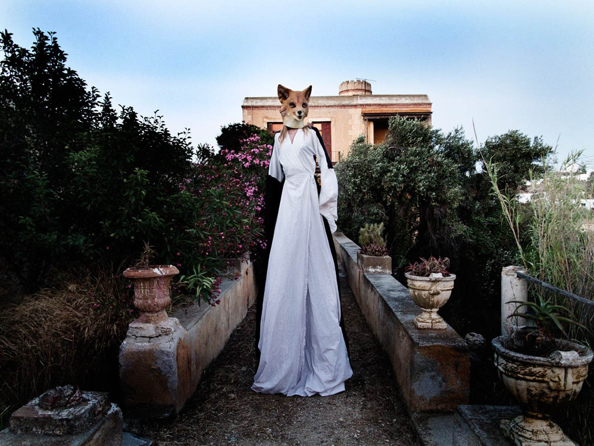 The Mystic Party, Mykonos Biennale 2013 photo by Tassos Vrettos
