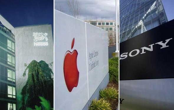 5 εταιρείες κολοσσοί με χαμηλότερη μισθοδοσία από το ελληνικό Δημόσιο