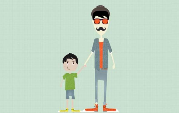 Είναι τόσο δύσκολο να είσαι Πατέρας;