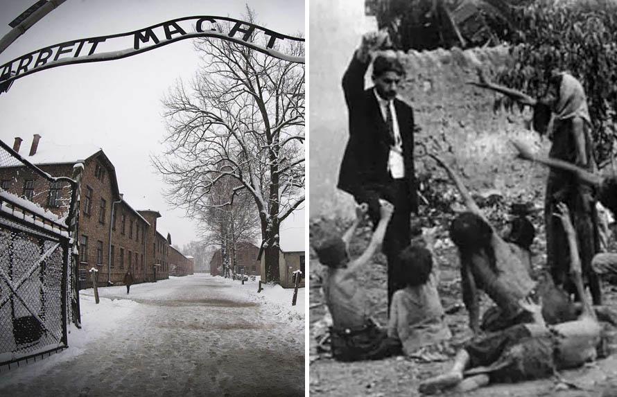 70 years Auschwitz