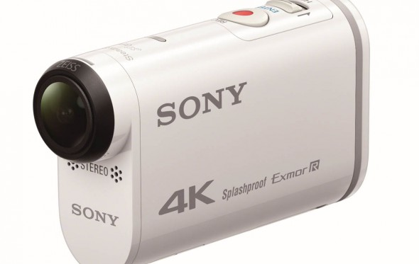 Mε τη νέα Actioncam, η Sony πετάει το γάντι στην GoPro