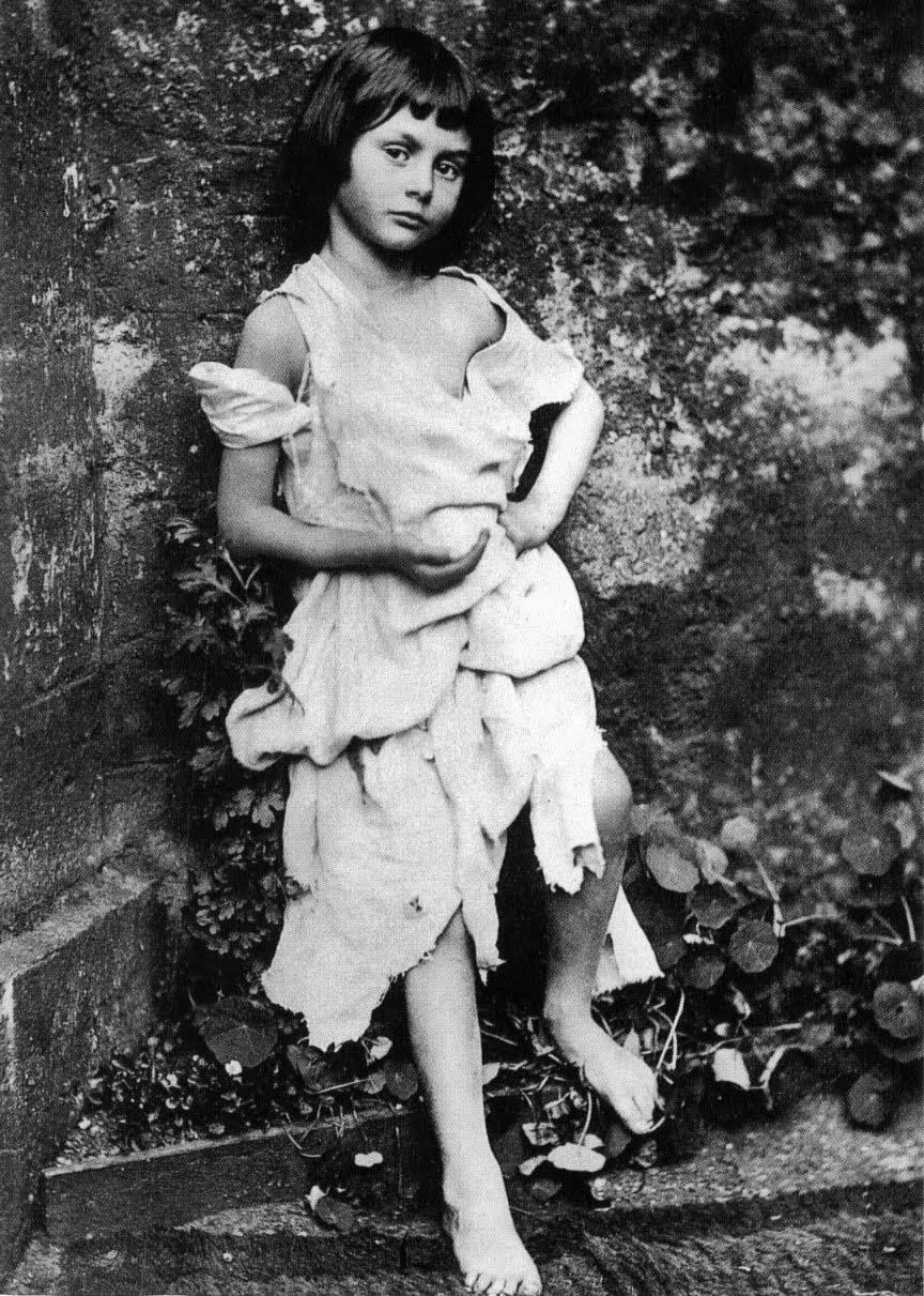 A-menina-Alice-Liddell-fotografada-por-Lewis-Carroll