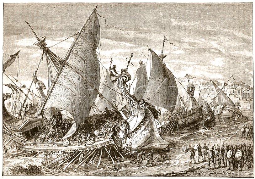 Εκστρατεία στη Σικελία 415 π.Χ.- 413 π.Χ.
