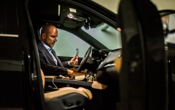 Γιάννης Πετούλης, Managing Director της Volvo Car Hellas
