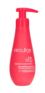 Decleor-Aroma-Sun_protective-hydrating-milk-BODY_SPF15-_NEW-PUMP_-HD(1)-300
