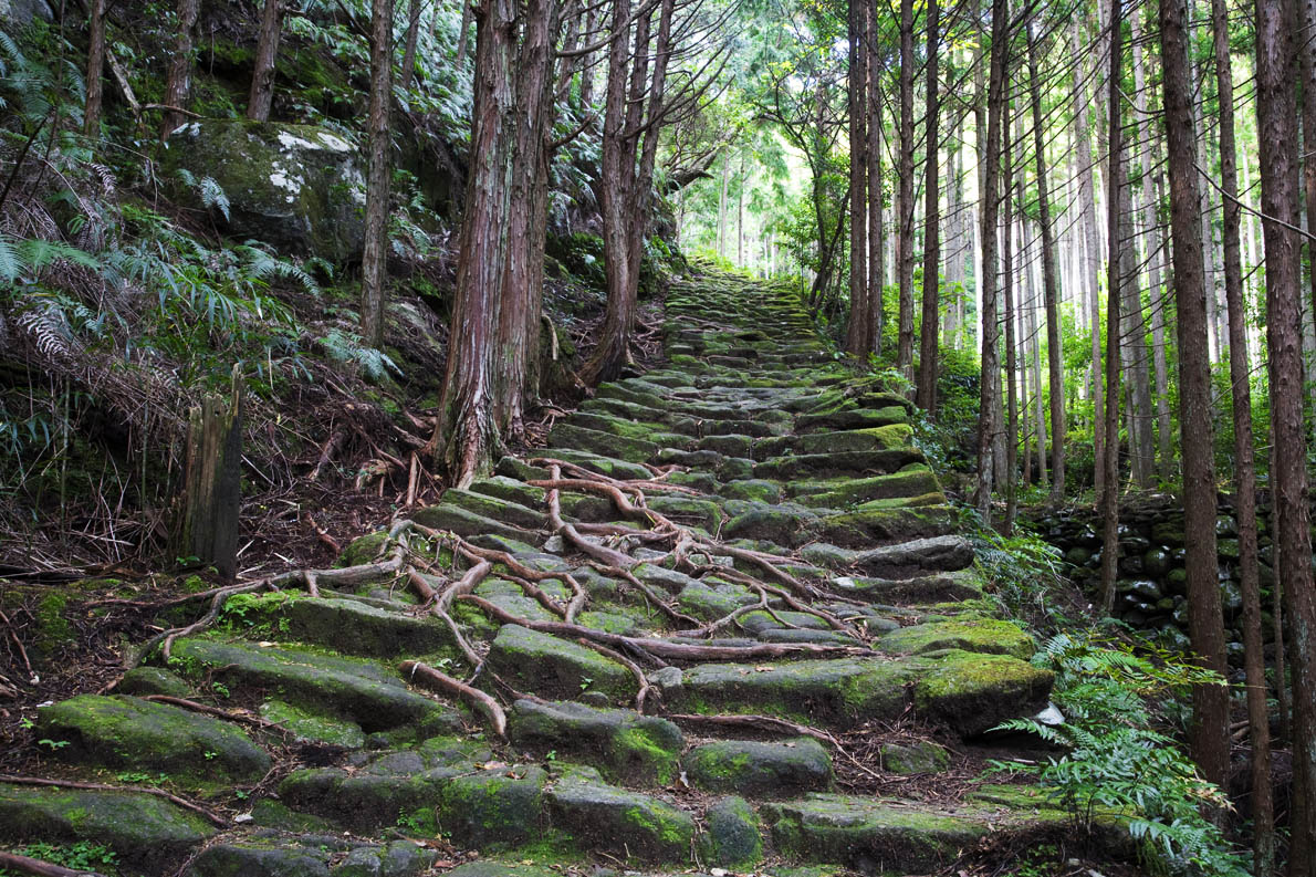 Kumano Kodo, Mie Prefecture, Honshu, Japan