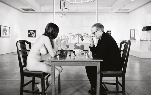 Marcel Duchamp: Το μεγάλο ροκέ