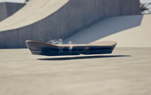 Lexus Hoverboard: Το skate της «Επιστροφής στο Μέλλον» γίνεται πραγματικότητα